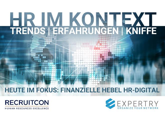 Wissenswertes vom HR-Tech Markt